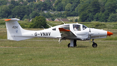 G-VNAV - Diamond Aircraft DA-62 - Flight Calibration Services (FCS)