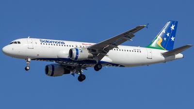 H4-BUS - Airbus A320-211 - Solomon Airlines