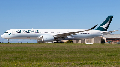 B-LQB - Airbus A350-941 - Cathay Pacific Airways