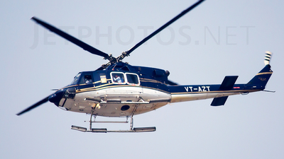 VT-AZT - Bell 412EP - Global Vectra Helicorp