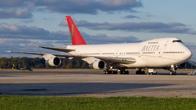 N706BL - Boeing 747-251B - Baltia Air lines