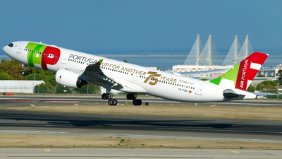 CS-TUD - Airbus A330-941 - TAP Air Portugal