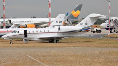 OE-HOH - Cessna 750 Citation X - Avcon Jet
