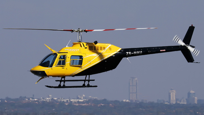 ZS-HAU - Bell 206B-3 JetRanger III - Private