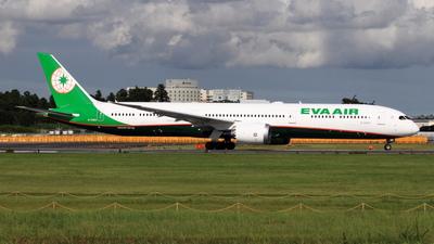 B-17803 - Boeing 787-10 Dreamliner - Eva Air