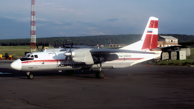 RA-26022 - Antonov An-26B - Aeroflot