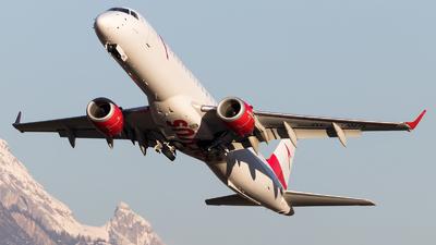 OE-LWQ - Embraer 190-200LR - Austrian Airlines