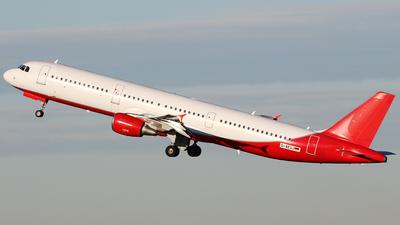 D-AEUJ - Airbus A321-211 - Eurowings