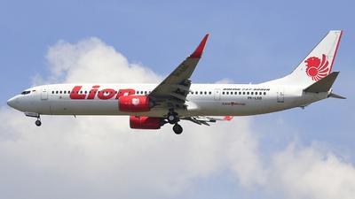 PK-LSO - Boeing 737-9GPER - Lion Air