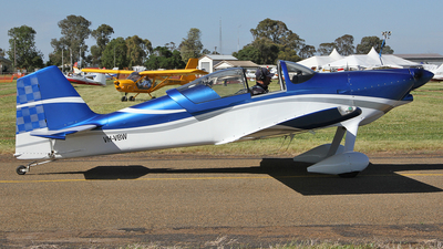 VH-VBW - Vans RV-6 - Private