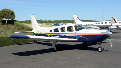 A picture of GBHBG - Piper PA32R300 - [32R7780515] - © Adam Loader