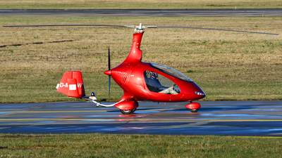 D-MBCW - AutoGyro Europe Cavalon - Private