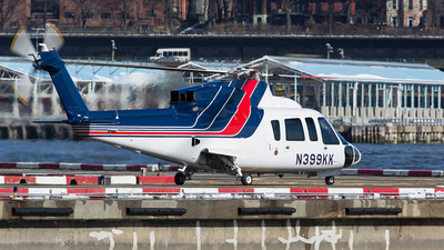N399KK - Sikorsky S-76C - Private