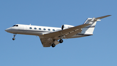 N512RJ - Gulfstream G450 - Private