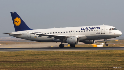 D-AIPR - Airbus A320-211 - Lufthansa