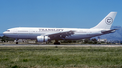 EI-TLB - Airbus A300B4-103 - Translift Airways