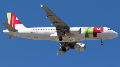 CS-TNY - Airbus A320-214 - TAP Air Portugal