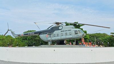Z3045 - Mil Mi-8 Hip - India - Air Force