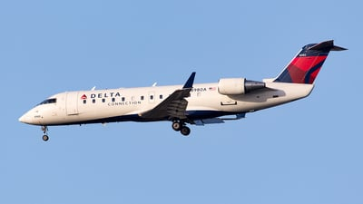 N8980A - Bombardier CRJ-200ER - Delta Connection (Pinnacle Airlines)