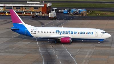 ZS-WMP - Boeing 737-490 - FlySafair