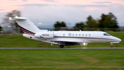 N801QS - Cessna Citation Longitude - NetJets Aviation