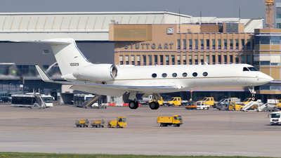01-0029 - Gulfstream C-37A - United States - US Air Force (USAF)