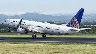 N17244 - Boeing 737-824 - United Airlines