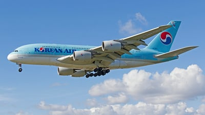 HL7611 - Airbus A380-861 - Korean Air