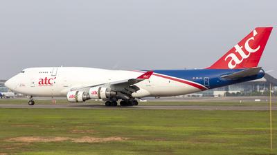 A picture of ERJAI - Boeing 747412(BDSF) - Aerotranscargo - © Eric Wang