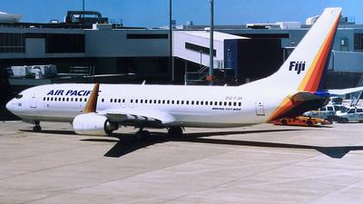 DQ-FJH - Boeing 737-8X2 - Air Pacific