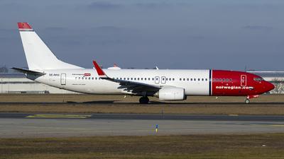 SE-RPD - Boeing 737-8JP - Norwegian