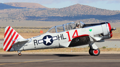 N57418 - North American AT-6B Texan - Private