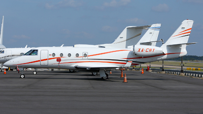 A picture of XACHY - Gulfstream G150 - [265] - © Carlos Barcelo