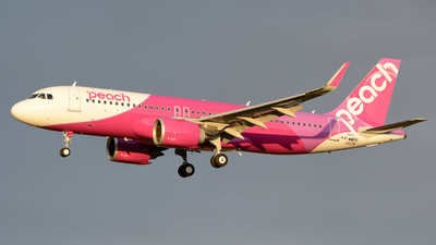 A picture of FWWDQ - Airbus A320200N - Airbus - © Romain Salerno / Aeronantes Spotters