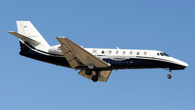 SU-SMD - Cessna 680 Citation Sovereign - Smart Aviation