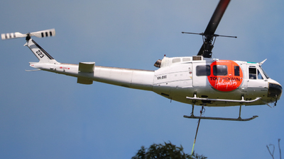 VH-OXE - Bell UH-1L Iroquois - Touchdown Helicopters