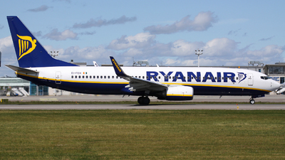 EI-FEH - Boeing 737-8AS - Ryanair