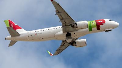 CS-TVI - Airbus A320-251N - TAP Air Portugal