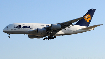 D-AIMD - Airbus A380-841 - Lufthansa