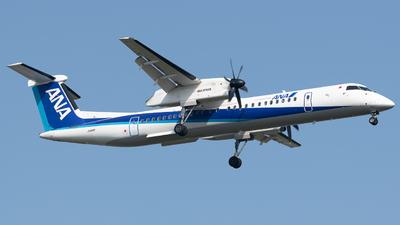 JA845A - Bombardier Dash 8-Q402 - ANA Wings