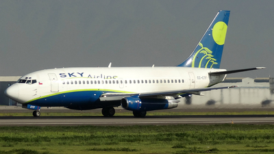 CC-CTF - Boeing 737-230(Adv) - Sky Airline