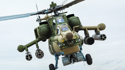 RF-13625 - Mil Mi-28N Havoc - Russia - Air Force