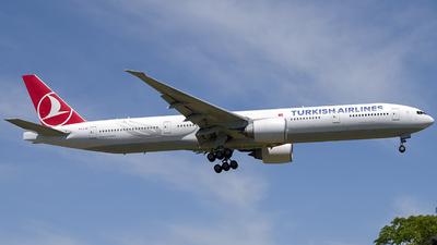 TC-LJC - Boeing 777-3F2ER - Turkish Airlines