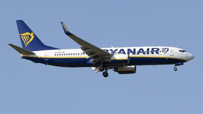 A picture of EIEBI - Boeing 7378AS - Ryanair - © RAFAL KUKOWSKI