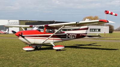 D-EEZY - Reims-Cessna FR172F Reims Rocket - Private