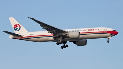 B-2083 - Boeing 777-F6N - China Cargo Airlines