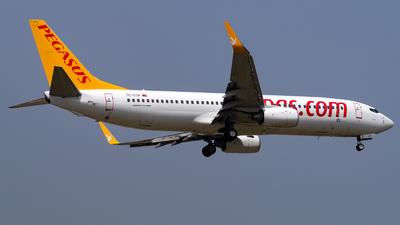 TC-CCK - Boeing 737-82R - Pegasus Airlines