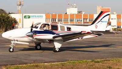 PP-DLD - Beechcraft G58 Baron - Santa Fé Táxi Aéreo