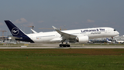A picture of DAIXP - Airbus A350941 - Lufthansa - © Stefan Mayer
