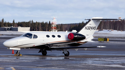 N324HS - Cessna 510 Citation Mustang - Cessna Aircraft Company